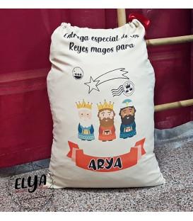 Saco Reyes Magos 50x70cm