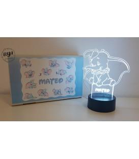 Lámpara Dumbo