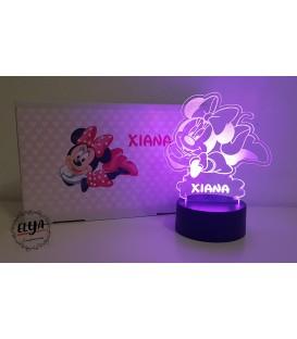 Lámpara Minnie
