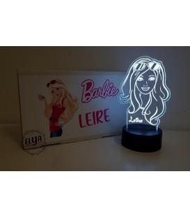 Lámpara Barbie