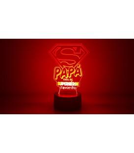 Lámpara Súper Papá