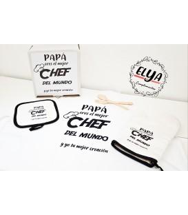 "Pack ""El mejor chef"""