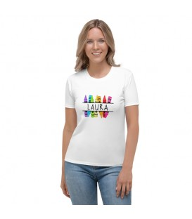 Camiseta crayons