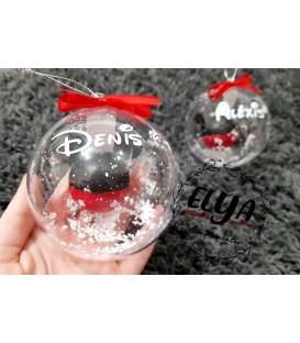 PREVENTA Bola Navidad Mickey y Minnie